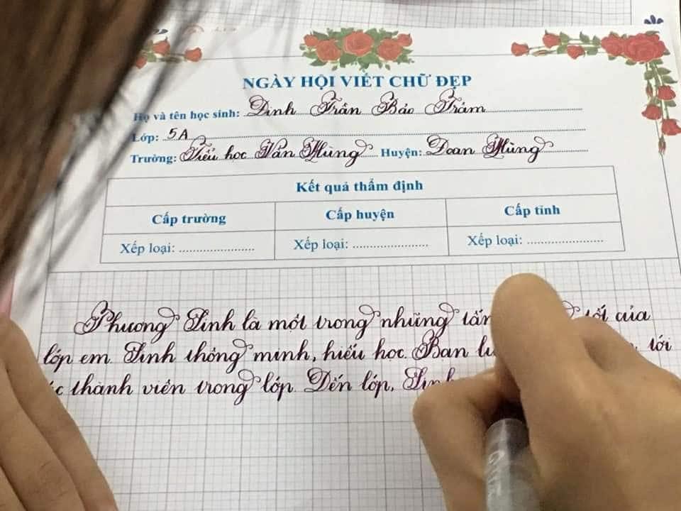 mẫu chữ viết thường đúng chuẩn